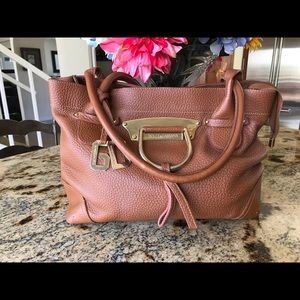 Authentic DOLCE and GABBANA pebbled bag